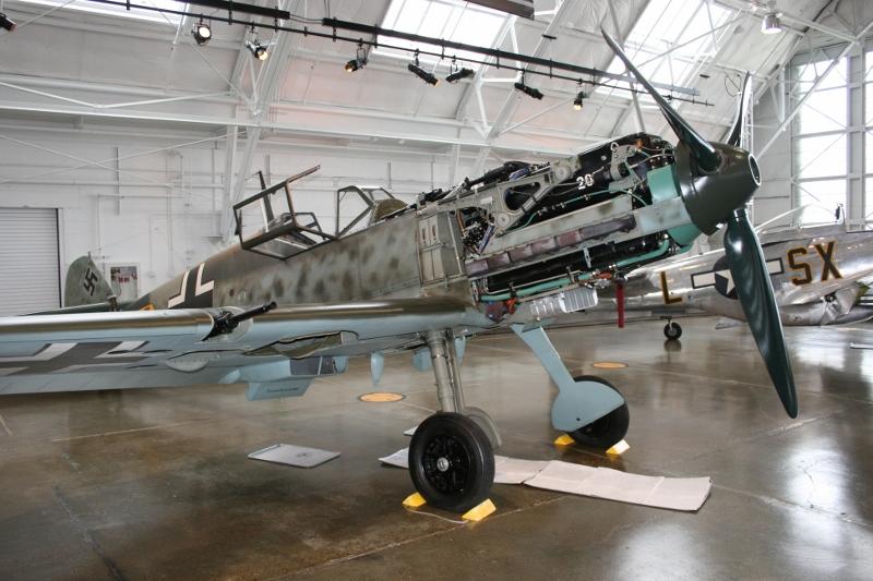 Messerschmitt Bf-109 E-3 me-109