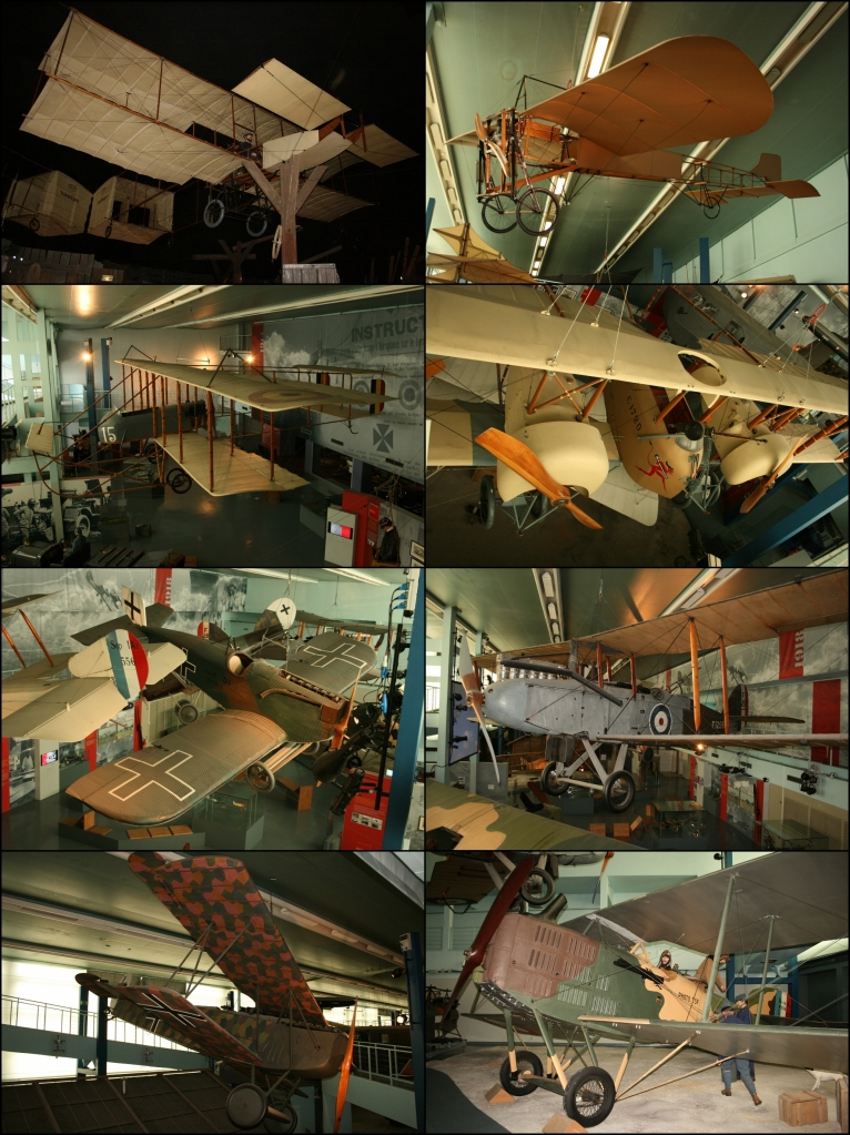 Le Bourget Air & Space Museum France World War One