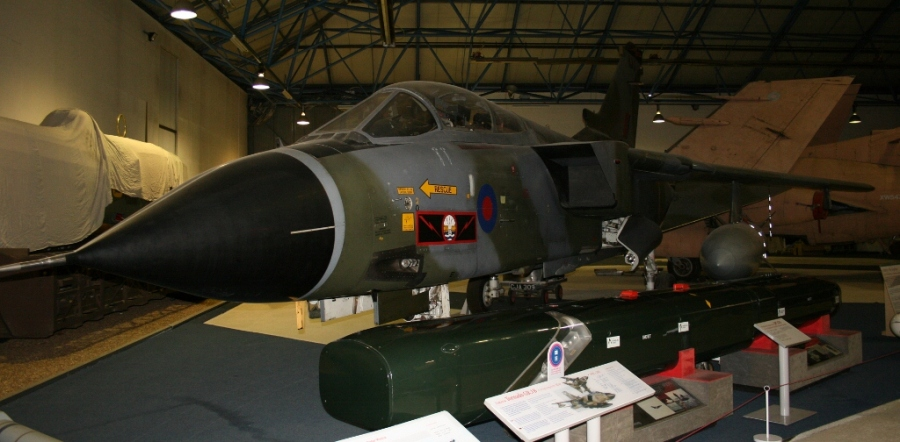 Panavia Tornado GR.1 RAF Museum Hendon