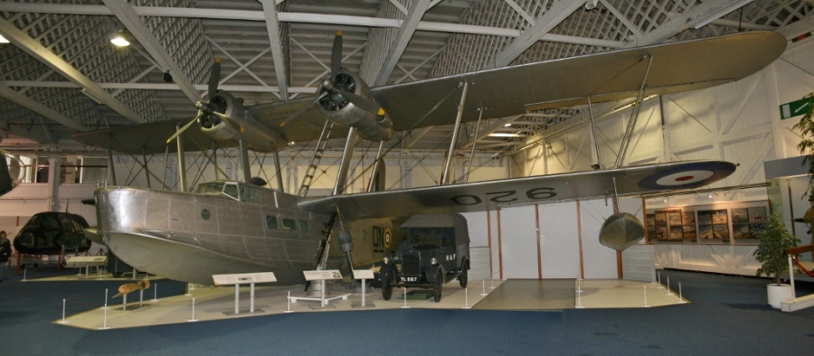 Supermarine Stranraer RAF Museum Hendon