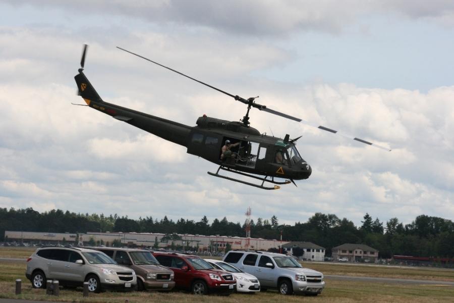 Bell UH-1K Iriquois