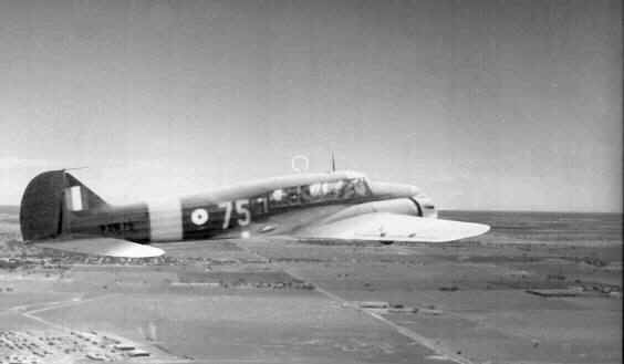 Avro Anson Nhill World War Two RAAF