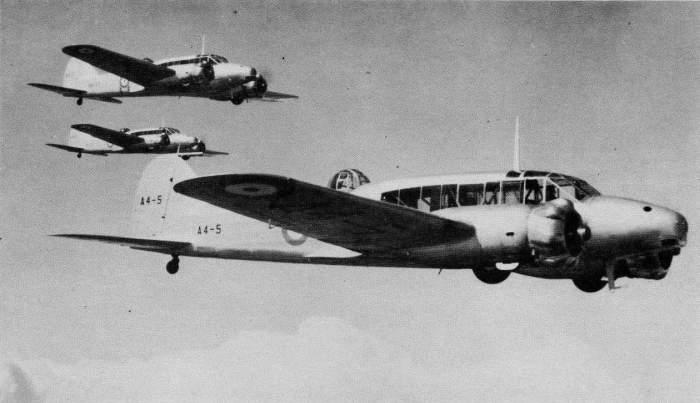 RAAF Avro Anson