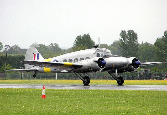 Avro Anson Air Atlantique