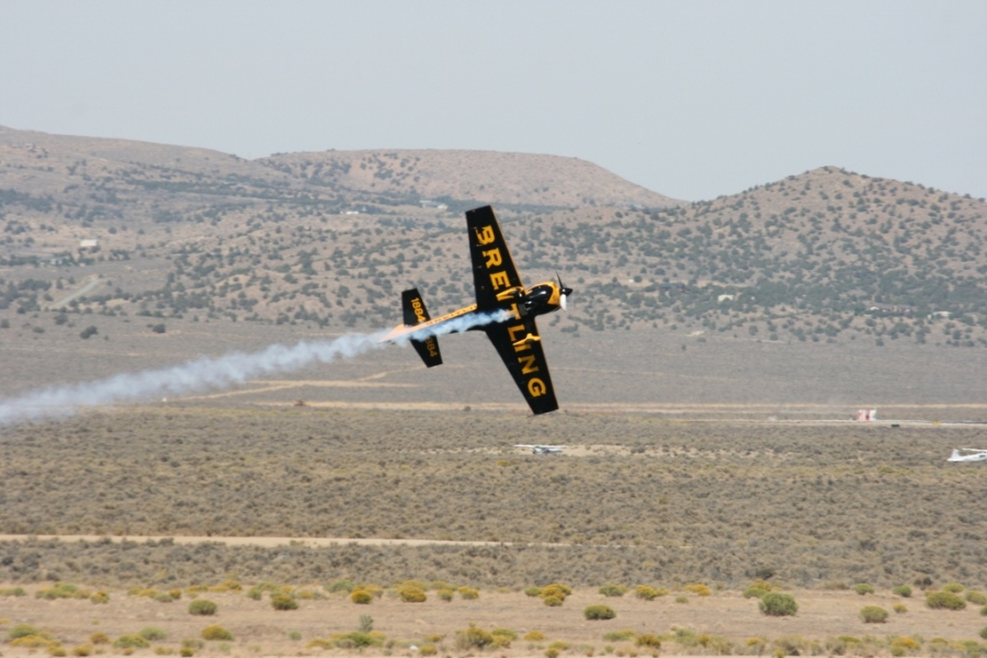 Breitling Aerobatics Reno Air Races 2012