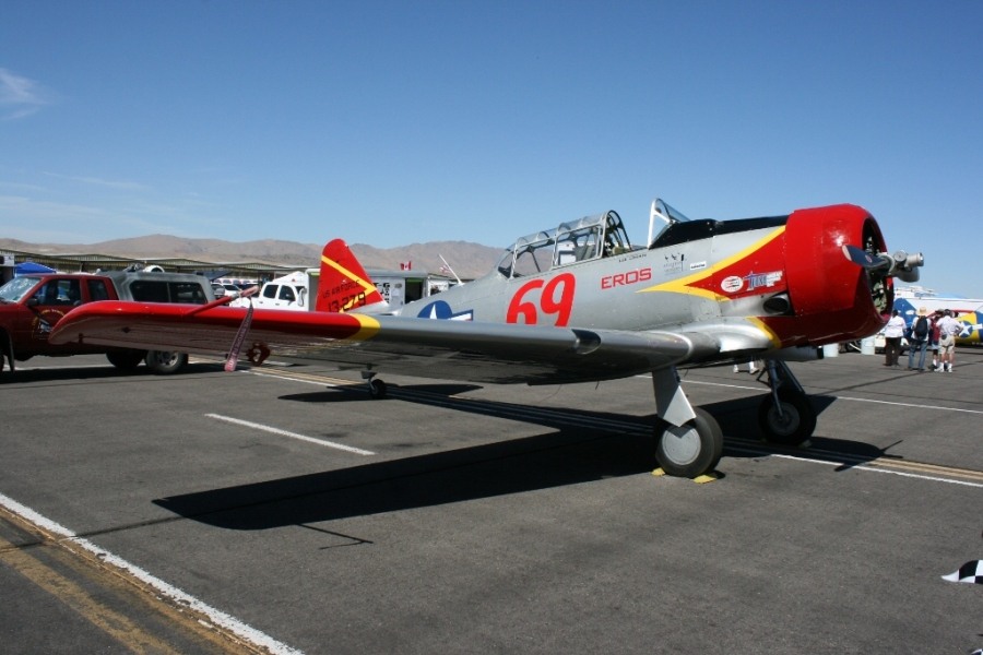 Eros AT-6 Reno Air Races 2012