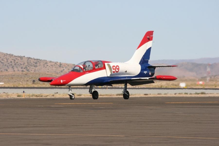 Aero L-39 Albatros Reno Air Races 2012