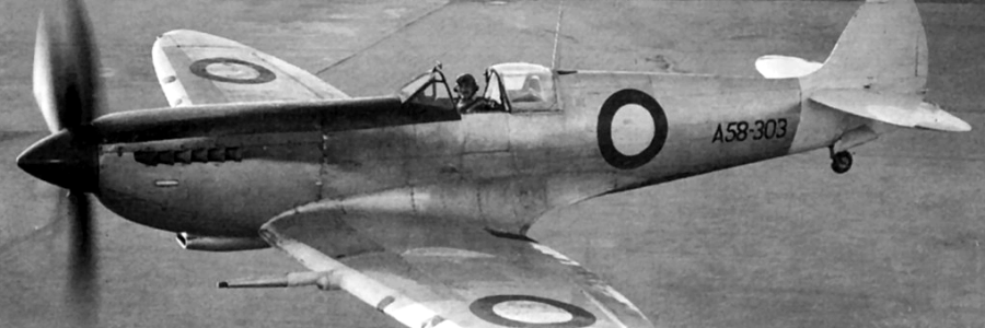 RAAF Spitfire Mk.VIII 1944