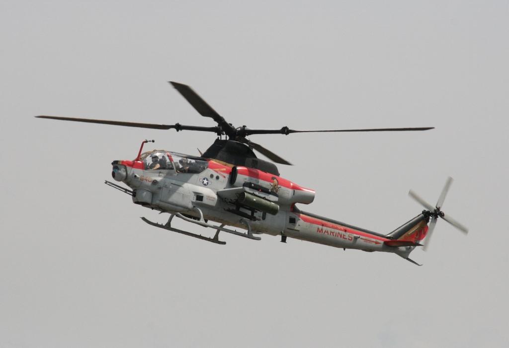 Bel AH-1Z Viper USMC