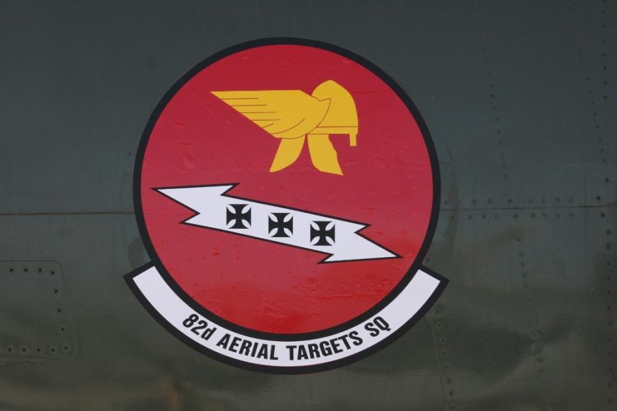 USAF QF-4E 82nd Aerial Targets Squadron