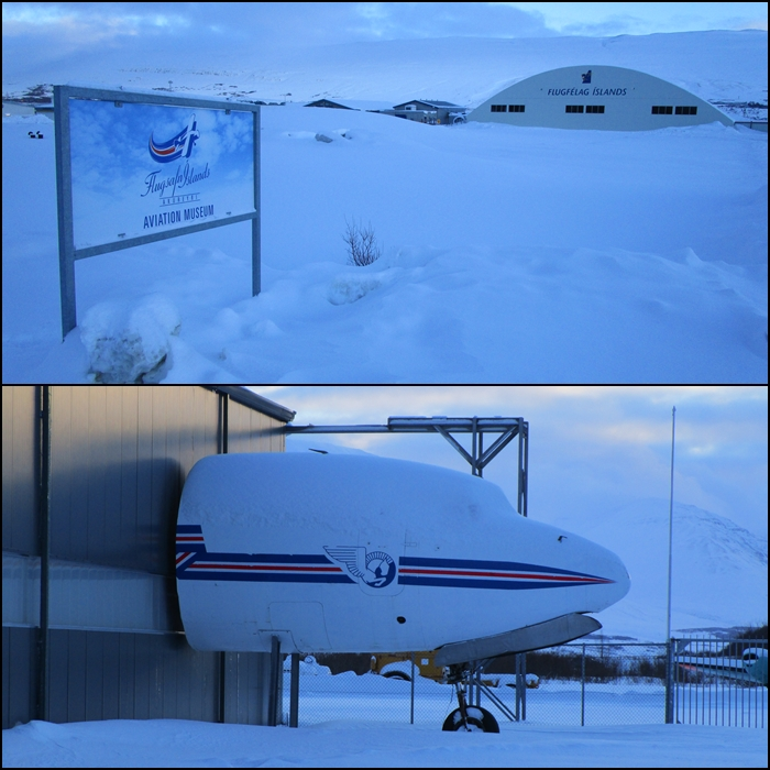 Icelandic Aviation Museum Akureyri Iceland Douglas DC-6A
