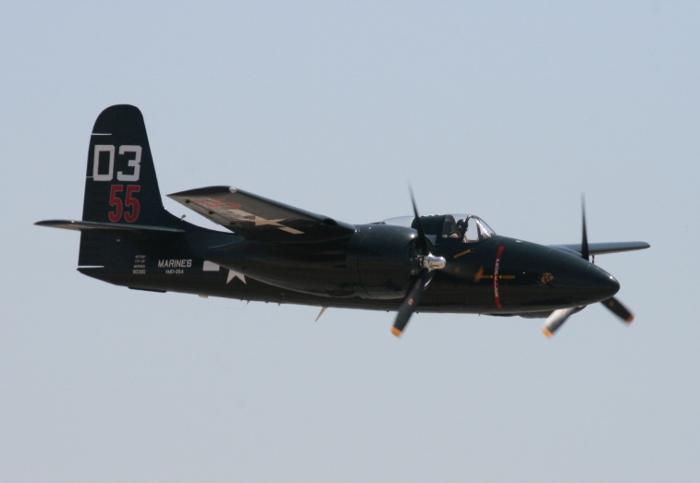 Grumman F7F-N3 Tigercat