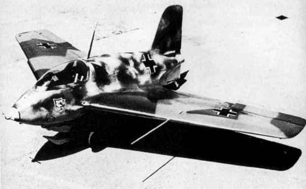 Me-163 Komet the worlds only operational rocket powered fighter