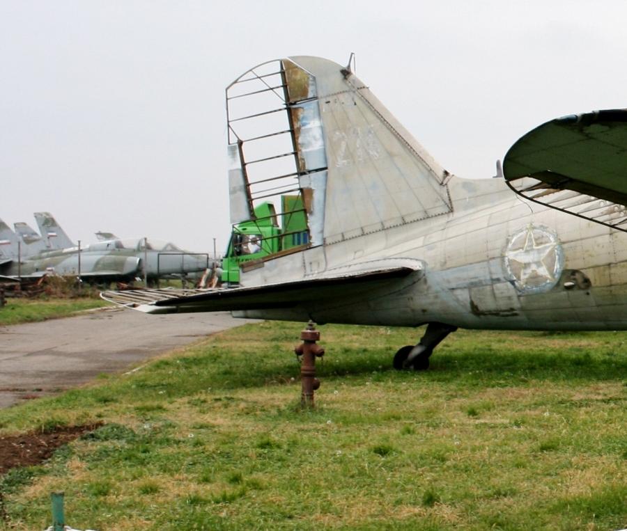 Serbian AF boneyard Soko G-4 Super Galeb Belgrade
