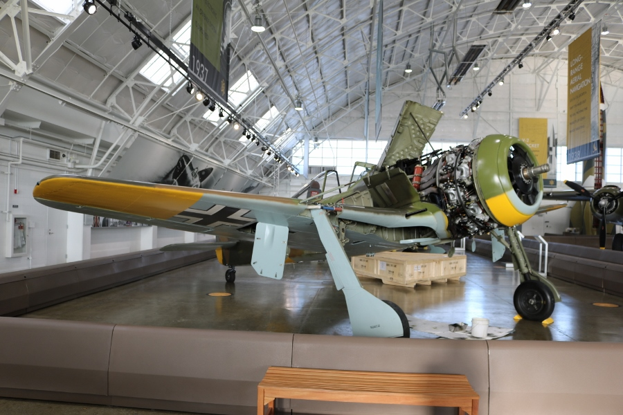 Focke-Wulf Fw-190A-5 at FHC