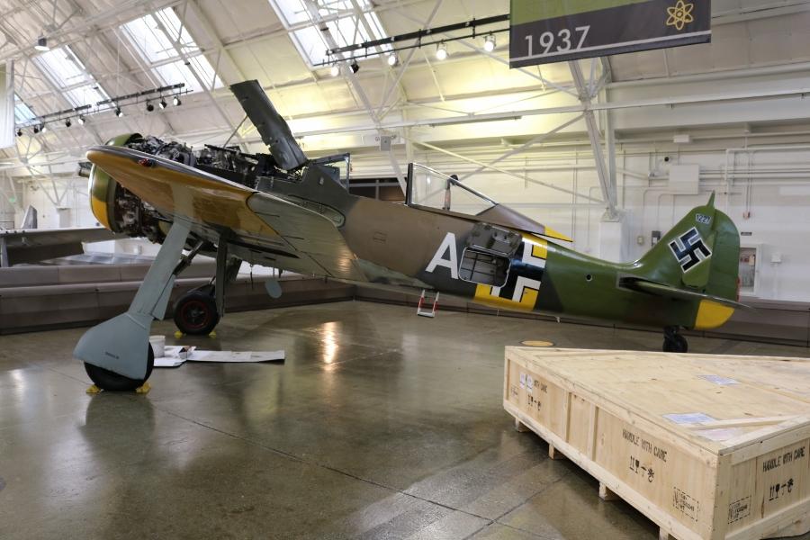 Focke Wulf FW-190A-5 FHC
