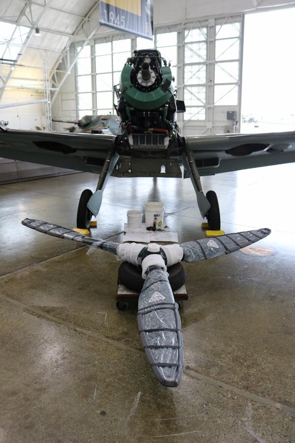 FHC Bf-109E-3 Propeller