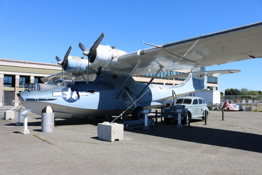 Consolidated PBY-5A Catalina at the PBY - Naval Air Museum Oak Harbor Whidey Island