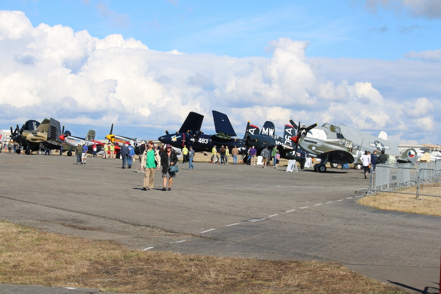 Vintage Aircraft Weekend 2016