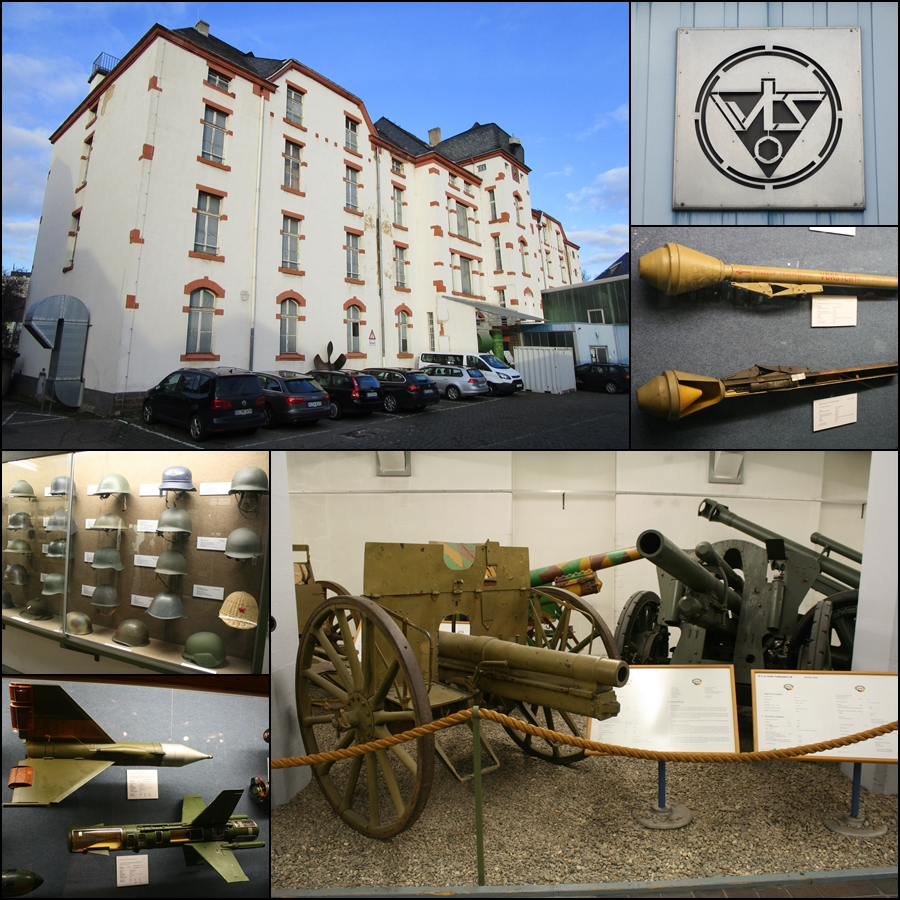Wehrtechnische Studiensammlung (WTS) - Koblenz, Germany
