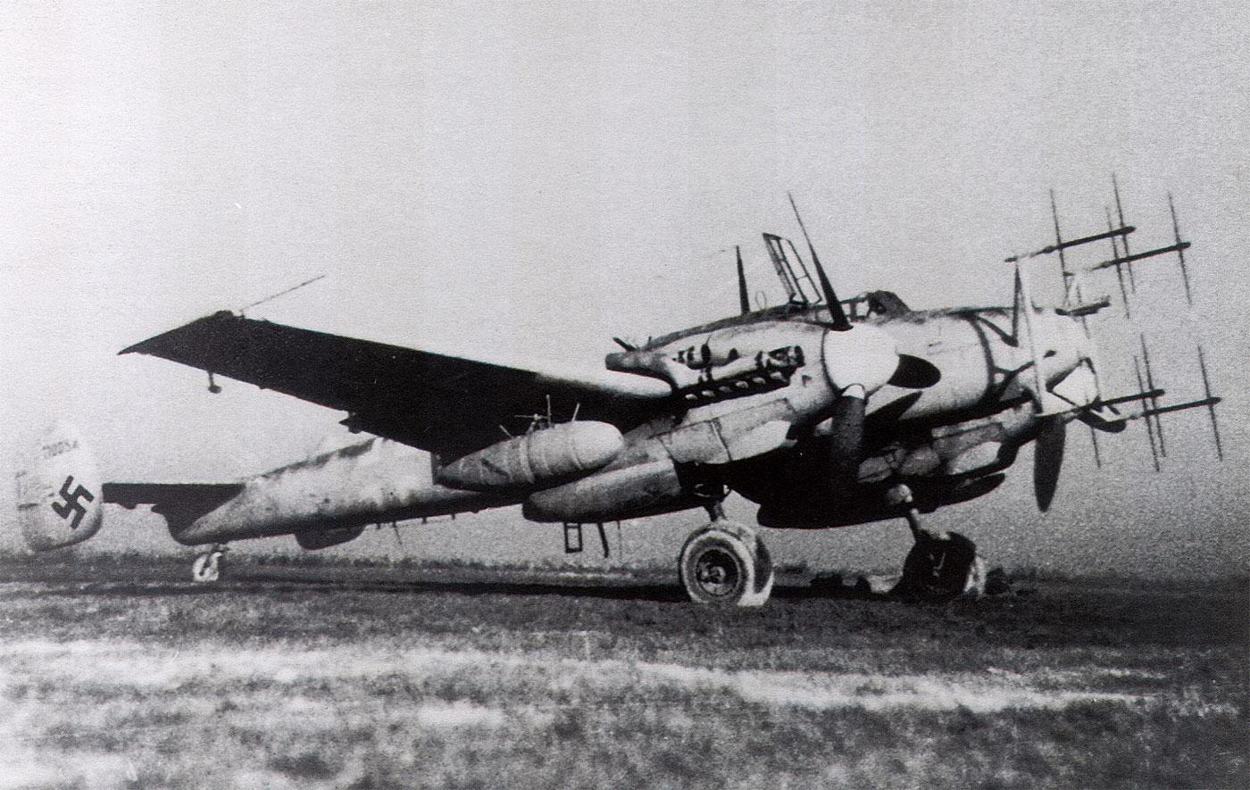 The Survivors: Messerschmitt Bf 110 Zerstörer – Aces Flying High