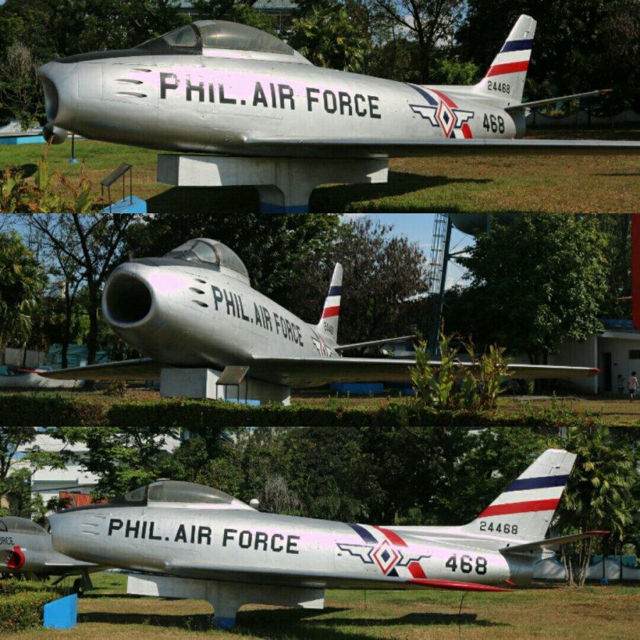 PAF F-86F Sabre