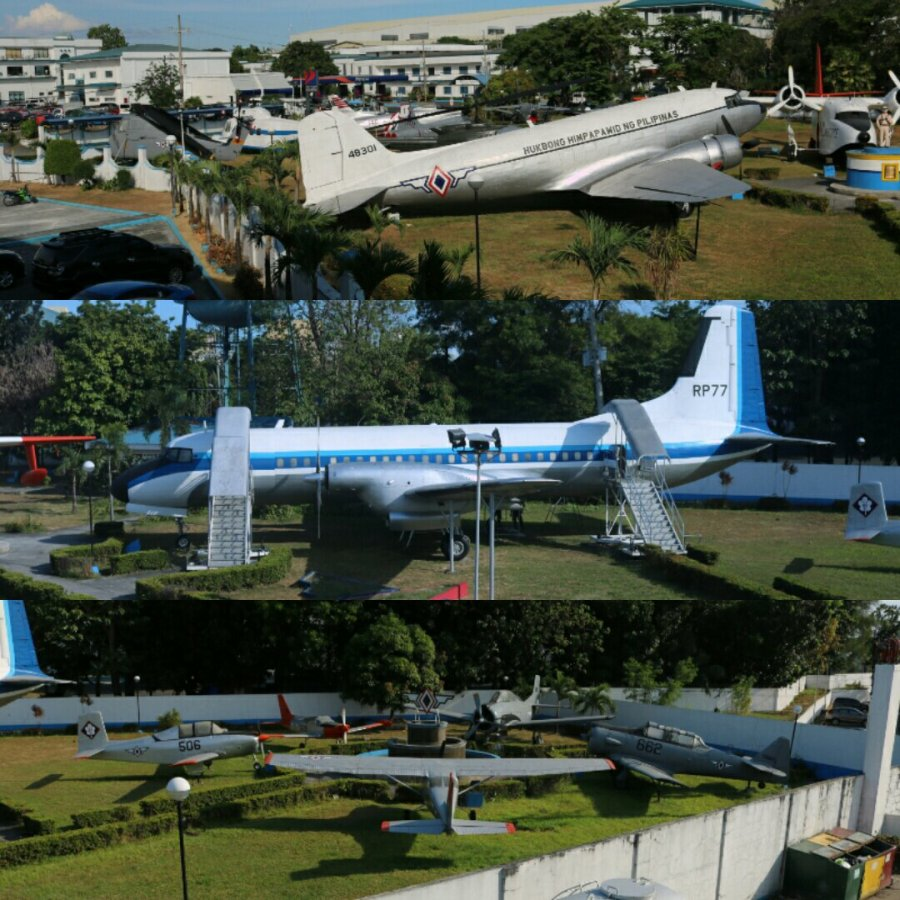 PAF Aerospace Museum Airpark - Manila