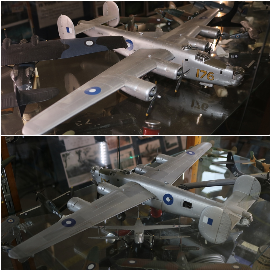 How B-24M A72-176 will one day look again - B-24 Liberator Memorial Restoration, Werribee - November 2018