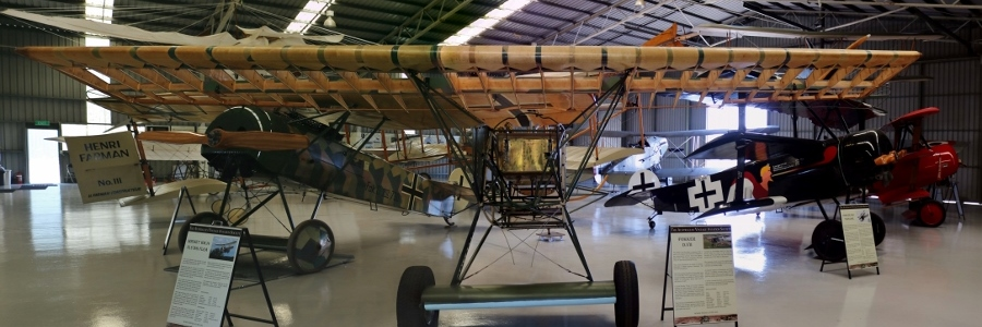 Imperial German Air Service Fokker WW1 era scout fighter reproduction and replica aircraft - - TAVAS, Caboolture Aerodrome, Queensland (November 2018)